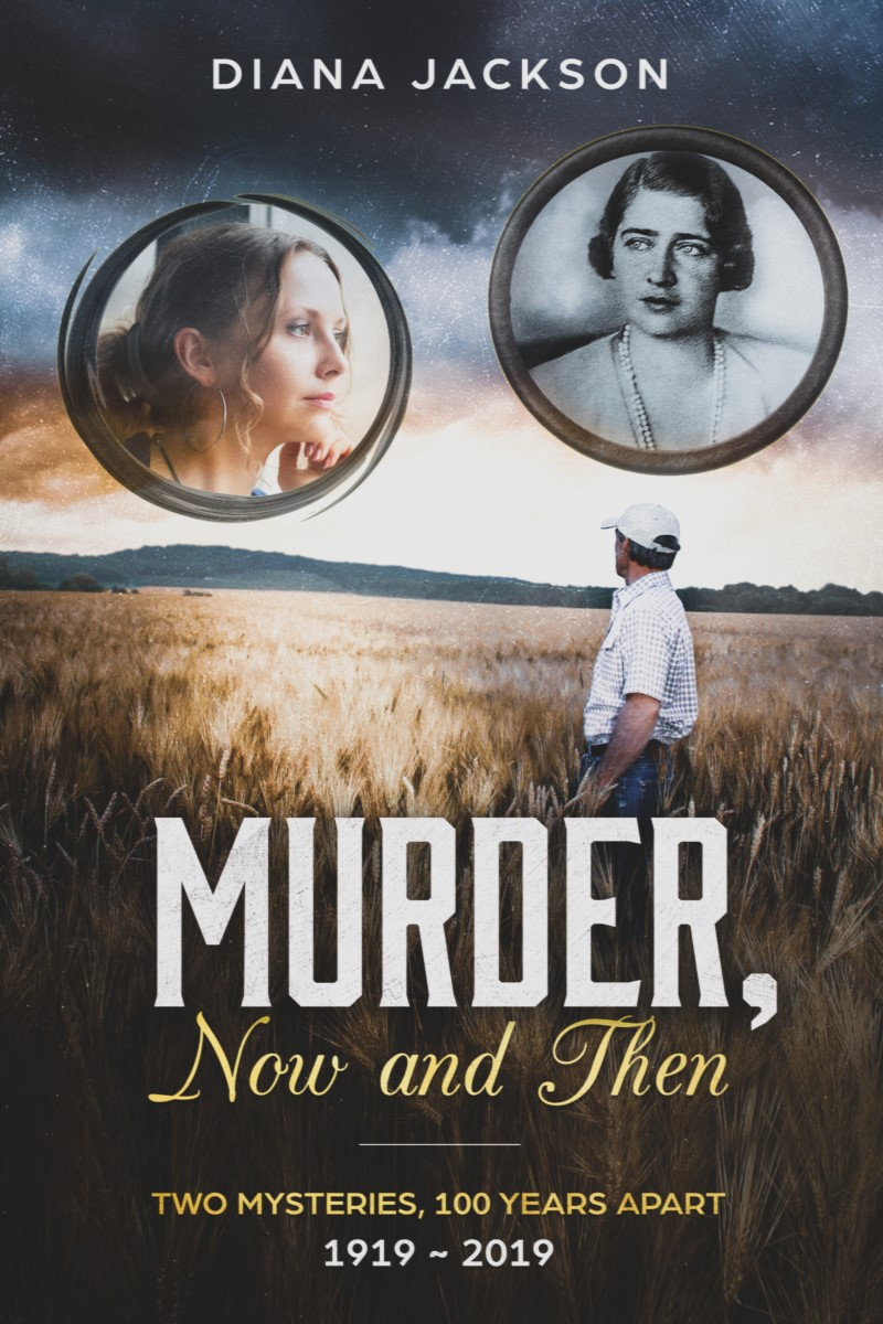 Murder Now and Then - Diana Jackson - ISBN:978-0-9572520-8-0
